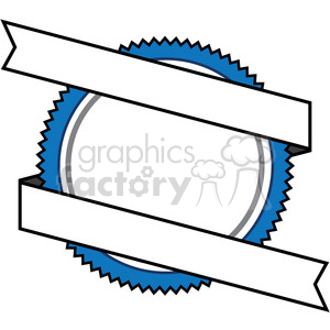 crest logo template 014 clipart. Royalty-free image # 384822