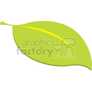 leaf clipart. Commercial use image # 384832