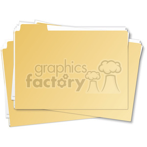 documents clipart. Royalty-free image # 385554