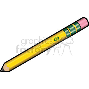 clip-art large pencil clipart. Commercial use image # 385564