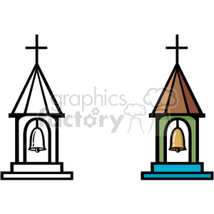 church bell clipart. Royalty-free image # 162849