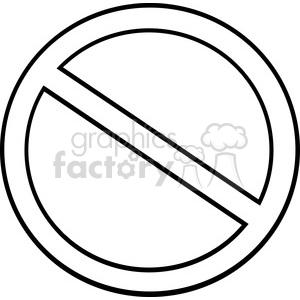 clipart clip art images cartoon funny comic comical stop sign stopsign no