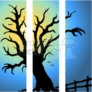 Halloween Night clipart. Royalty-free image # 387501