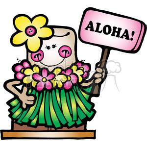 smore hawaiin aloha girl col