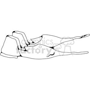 Elf Shoes 03 clipart. Royalty-free image # 388575