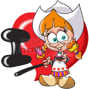I love Holand clipart. Commercial use image # 390676