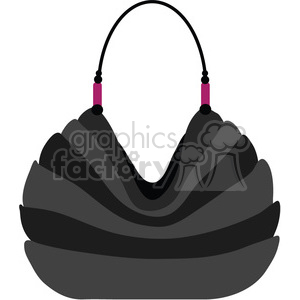 Womens Purse 02 clipart. Royalty-free image # 391611