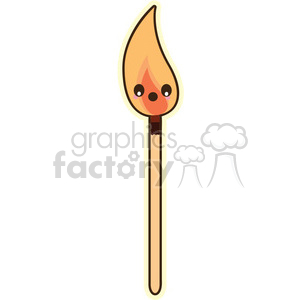 Match vector clip art image clipart. Royalty-free image # 393813
