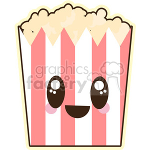 Pop Corn clipart. Royalty-free image # 394670