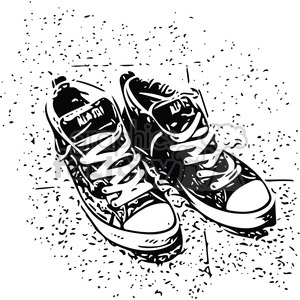 sneakers clipart. Royalty-free image # 394852
