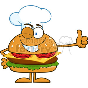 cartoon mascot mascots characters funny burger sandwich cheese+burger cheeseburger