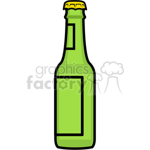 beer bottle icon animation. Royalty-free animation # 398235