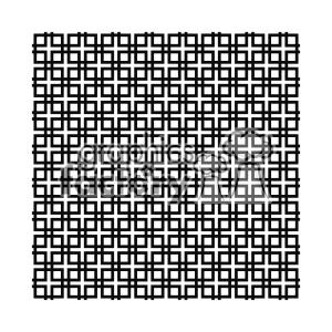 vector shape pattern design 728 clipart. Royalty-free image # 401511