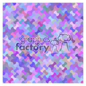 vector color pattern design 110 clipart. Royalty-free image # 401516