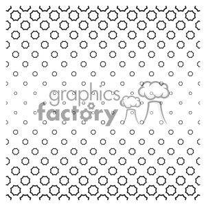 vector shape pattern design 736 clipart. Royalty-free image # 401536
