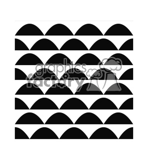 vector shape pattern design 858 clipart. Commercial use image # 401576