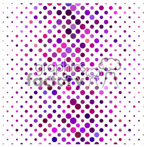 vector color pattern design 043 clipart. Royalty-free image # 401591