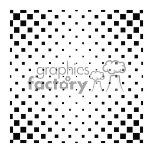 vector shape pattern design 723 clipart. Royalty-free image # 401606