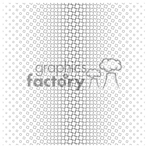 vector shape pattern design 732 clipart. Royalty-free image # 401611