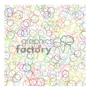 vector color pattern design 049 clipart. Royalty-free image # 401751