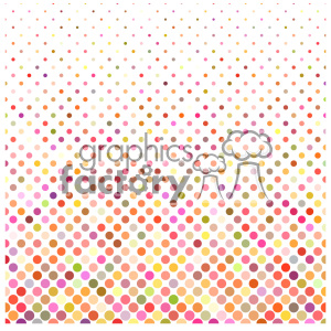 vector color pattern design 046 clipart. Royalty-free image # 401781