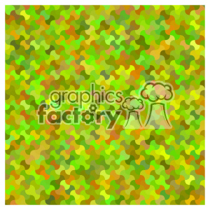 vector color pattern design 111 clipart. Royalty-free image # 401791