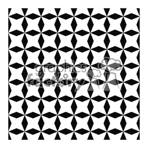 vector shape pattern design 852 clipart. Royalty-free image # 401841