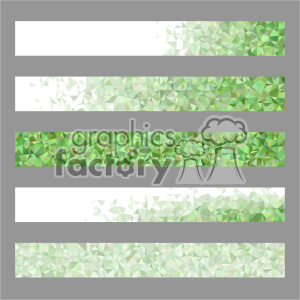 vector header banner template 005 clipart. Royalty-free image # 402101