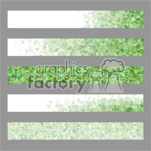vector header banner template 005