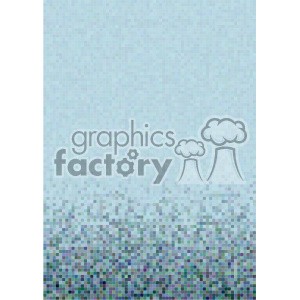 shades of gradient aqua pixel vector brochure letterhead document background bottom template