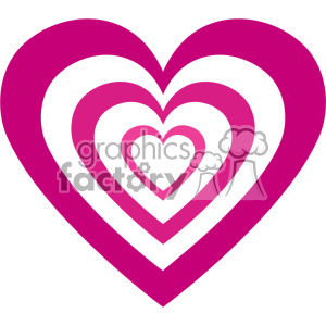 hearts svg cut files vector valentines die cuts clip art clipart. Royalty-free image # 402321