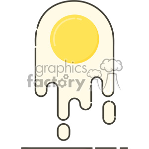 egg vector flat icon design clipart. Royalty-free image # 403171