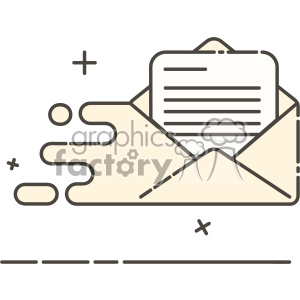 letter vector flat icon design clipart. Royalty-free image # 403201