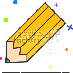 Pencil vector clip art images clipart. Royalty-free icon # 403877