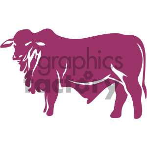 ox vector icon clipart. Commercial use icon # 405534