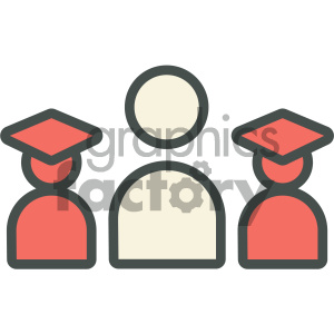 university forum education icon clipart. Royalty-free image # 405701