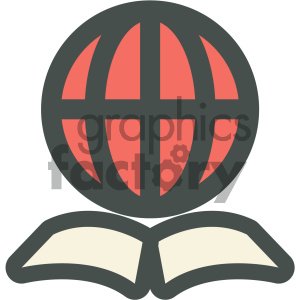 world education icon clipart. Royalty-free image # 405707