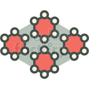 graphene technology icon clipart. Royalty-free image # 406156