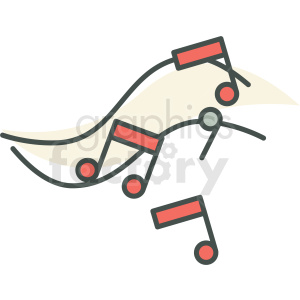 music vector icon image clipart. Commercial use icon # 406587
