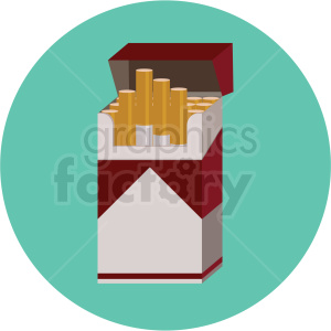 cigarette smoking pack