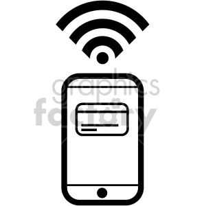 black+white technology icons phones mobile wireless peer+peer payments