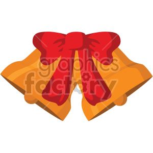 christmas bells no background clipart. Royalty-free image # 407386