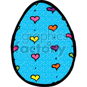easter egg 008 c clipart. Royalty-free image # 407851