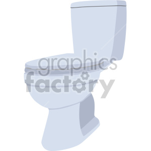 toilet no background clipart. Commercial use image # 408015