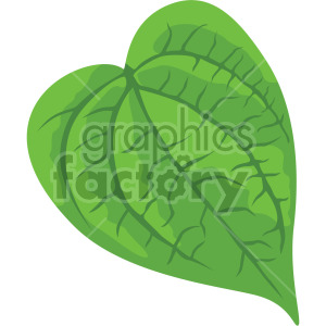 poplar leaf clipart. Royalty-free icon # 408044