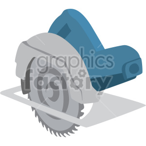 circular saw no background clipart. Royalty-free image # 408265
