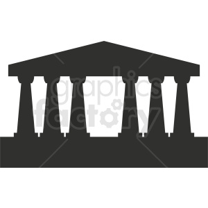 building silhouete design clipart. Commercial use image # 408584