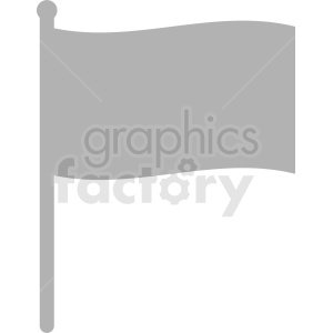gray flag icon