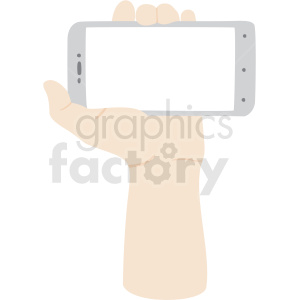 ways to hold phone vector clipart no background clipart. Royalty-free image # 409444