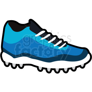 football cleats vector clipart no background clipart. Royalty-free image # 409534